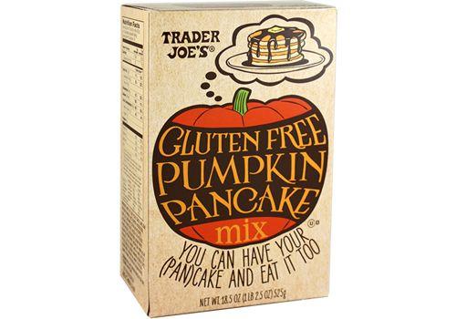 Gluten Free Pumpkin Pancake Mix