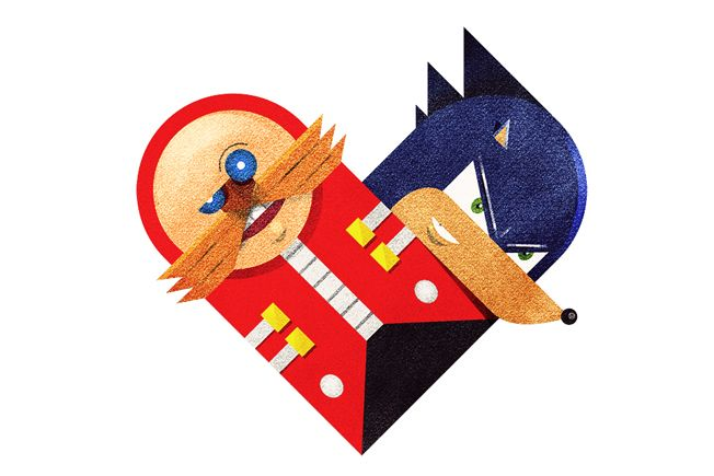 Sonic & Eggman