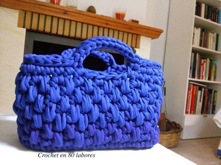 40 mejores imágenes de Crochet en Pinterest | Patrones de ganchillo ...