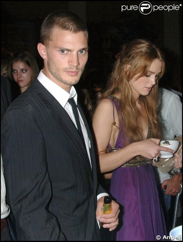 Ty & Zel... ! Kiera Knightly and Jamie Dornan ( Christian grey) dated for two years. Jamie has said that she broke his heart.