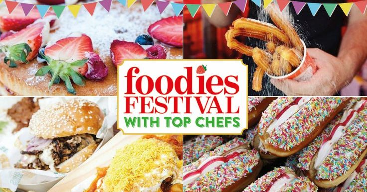 Tatton Park Foodies Festival 14th – 16th July 2017