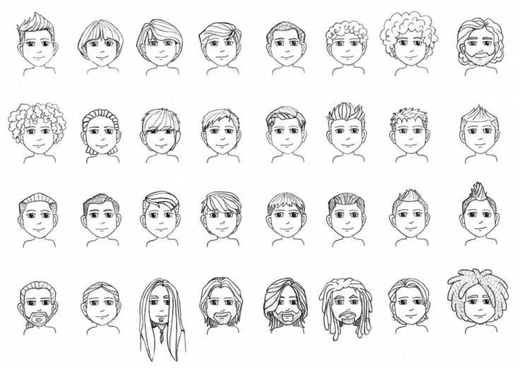 Hair Style References: 23 Best Speed Drawing Images On Pinterest