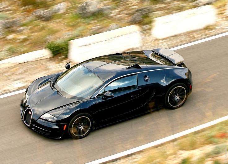 Etonnant 2011 Bugatti Veyron Super Sport
