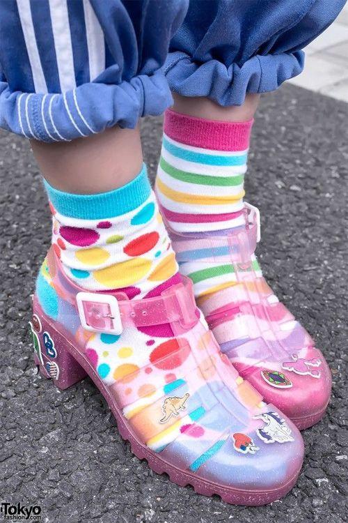 juju-jellies-shoes-stickers-tokyo-street-fashion-style