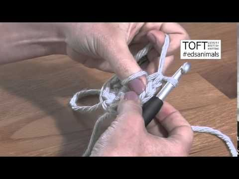 TOFT Crochet: Loop Stitch on the RS of the Fabric