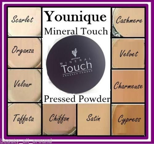 Younique mineral touch pressed powder