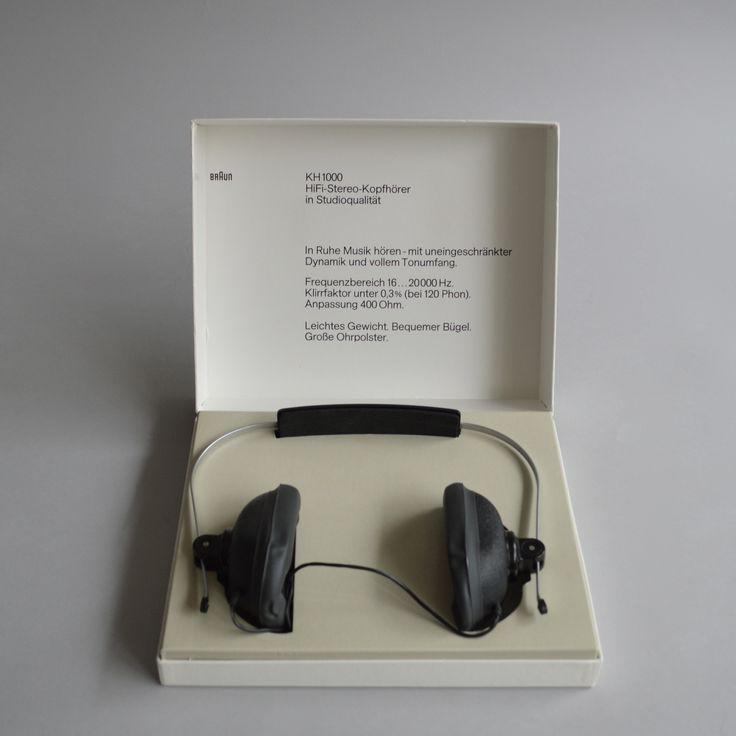 KH 1000, designed by Reinhold Weiss, 1966