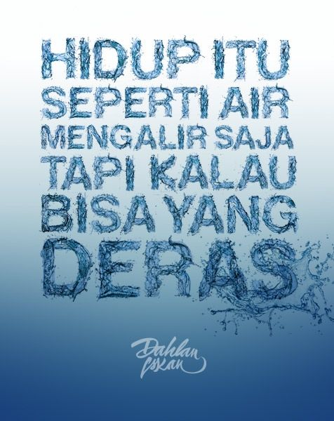 I'm proud to be an Indonesian. Luar biasa, Pak Dahlan! :D