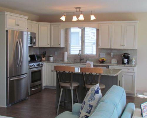 2 009 Raised Ranch Kitchen Design More