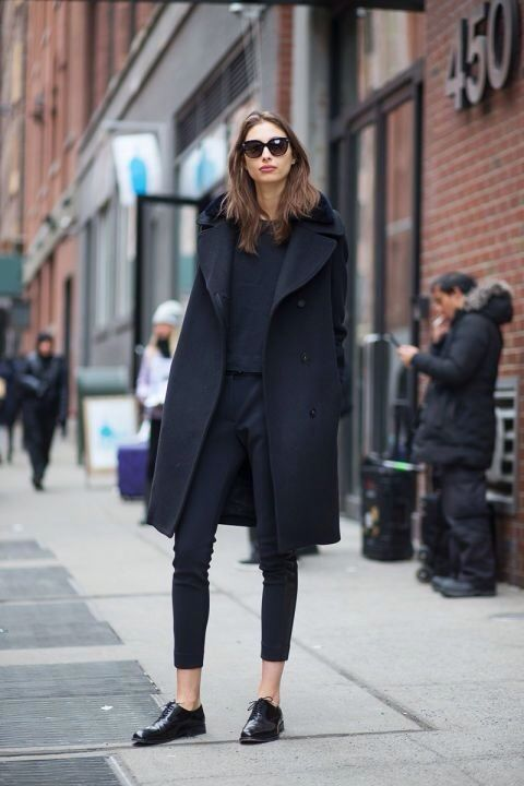 The TOP 10 Ways to Keep an All Black Outfit Interesting