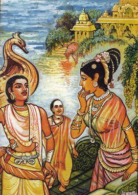 Animation Illustration Art: Ponniyin Selvan : Illustrated edition with Maniam's art