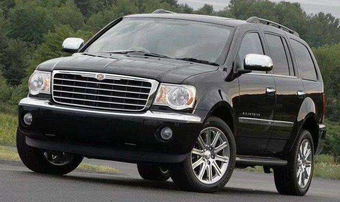 2020 Chrysler Aspen Release Date