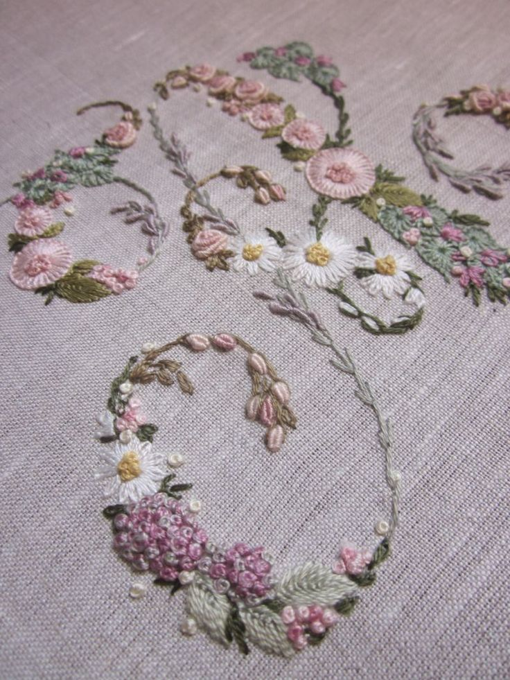 Elizabeth Hand embroidery: I. Of Inspiration Magazine. To faint!