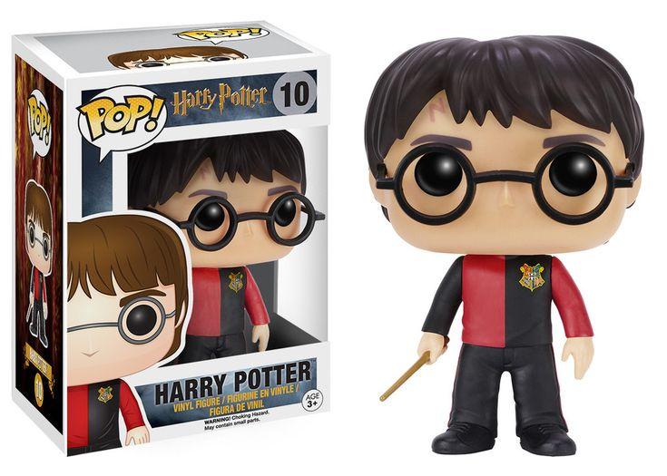 Pop! Movies: Harry Potter - Harry Potter Triwizard   Funko
