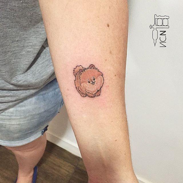 Tatuagem feita no sábado pra queridona da Carla! Seu grande neném eternizado na pele! Muito obrigada por confiar no meu trabalho! Feita aqui com a família @rioinktattoo #rioinktattoo #tattoo #tattoos #tatuagem #tatuagens #ink #inked #color #tattoocolor #colors #inspirariontattoo #inspiration #tattoo2me #equilattera #dog #cachorro #tattoodog #dogtattoo #minitattoo #minitatuagem #minitatuagens #minitattoos #microtatuagem #tattooscute