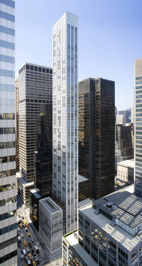 Les 201 meilleures images du tableau architecture towers for Seagram building ppt