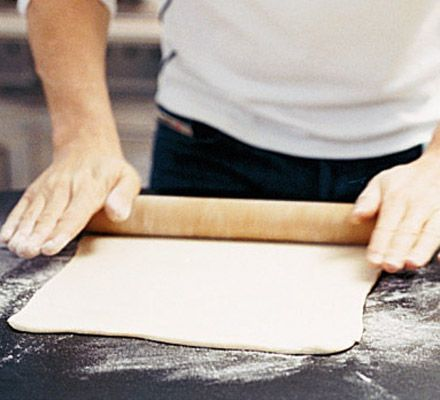 Use Gordon Ramsay's recipe when you want a quick, light flaky pastry in minutes