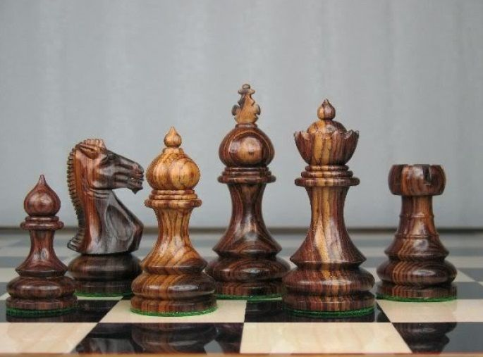 cool and opulent wood chess pieces. Weighted Taj Staunton Chess Set Carved Rose Wood Pieces  http www 218 best Buy Wooden chessbazaar com images