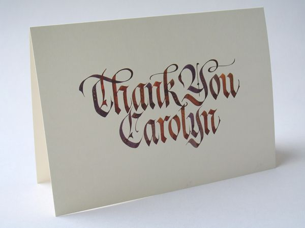1000 Ideas About Thank You Typography On Pinterest