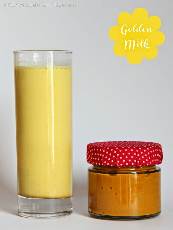 Freude am Kochen: Kurkuma und die Golden Milk ein beliebtes Heilmittel in der Ayurveda-Medizin