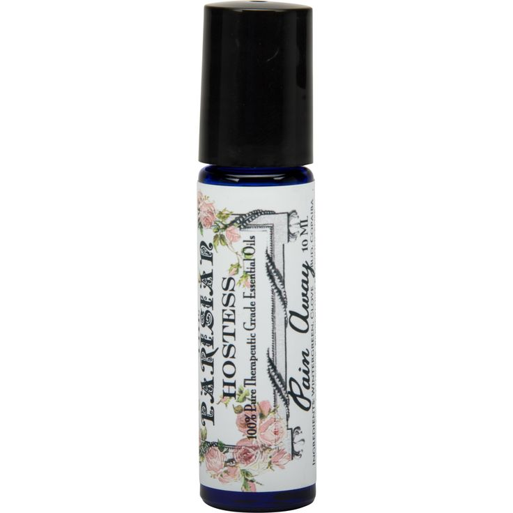 Pain Away Rollerball- Certified Therapeutic Grade Essential Oil 10 ML