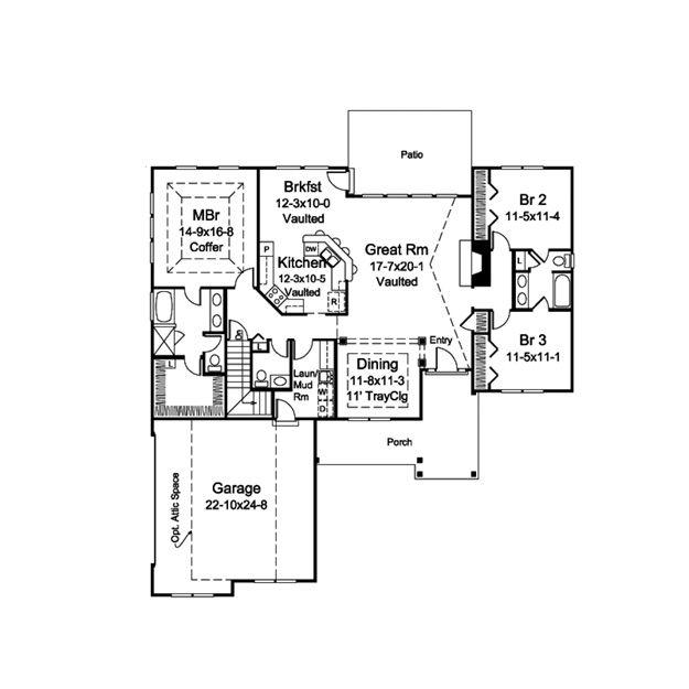 13 Best Floor Plans 1500 2000 Sf Images On Pinterest