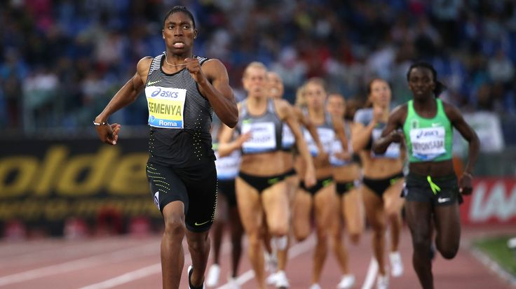 The Olympic running events could threaten the future of gender-based athletics.