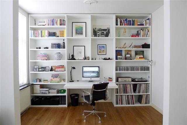 25 beste idee n over hoek boekenkast op pinterest boek opslag hoek opslag en bouwplannen - Idee opslag cd ...