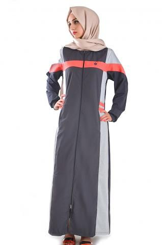 Sporty jilbab in calm colors. makes your walk more comfortable and makes your movement easier.  #hijabchic #hijabfashion #hijabstyle #muslimah #muhajabah