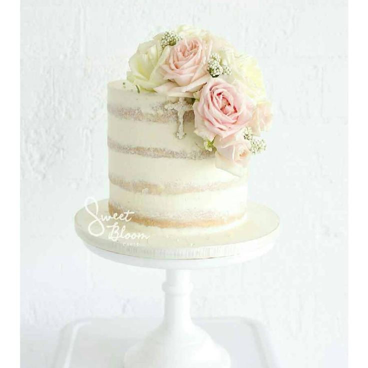 Hooray for Friday - let's celebrate by getting naked...cake styles