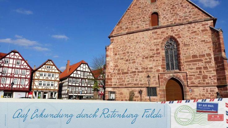 Unterwegs in Rotenburg Fulda - Hotel Rodenberg Wellness & Events