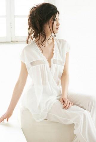 Exklusive Dessous und Bademoden Pyjama  CAZAR