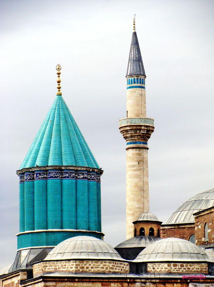 Konya, Tomb of Mevlana