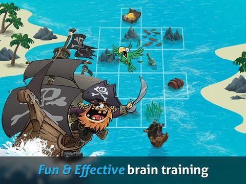 Øve din hjerne gratis. Appen er udviklet af Købehavns universitet i samarbejde med hjerneforskere.