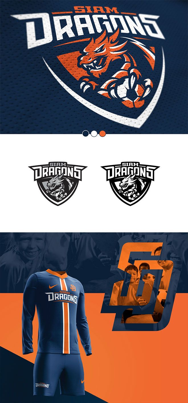 45 Mascot Logo Designs for Sports & eSports Teams Sports