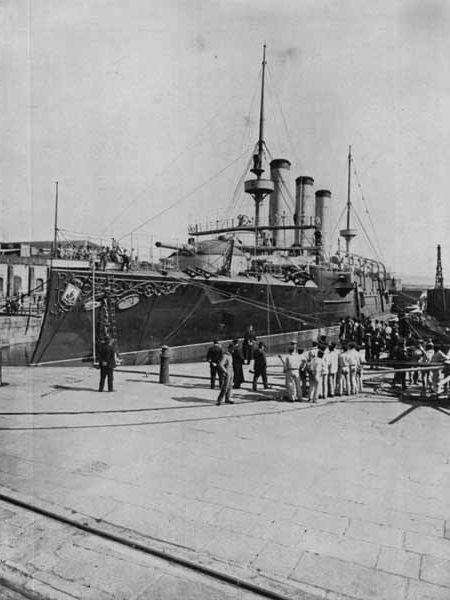 Spanish Ships - The World of 1898: The Spanish-American War