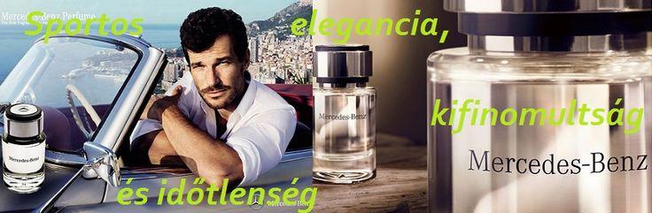 Mercedes Benz férfi parfüm  Sportos elegancia, kifinomultság és időtlenség A Mercedes-Benz Mercedes-Benz fás fűszeres illat férfiak számára.  A parfüm fejjegyei bergamott, amalfi citrom és mandarin; Szívjegyei: galbanum, szerecsendió, ibolya és bors; Alapjegyei vetiver, patchouli és virginia cédrus A fényűző gépkocsikat gyártó német Mercedes-Benz márka, mely kitűnik sportos eleganciájával, letisztult design -jával és technikai érettségével, 2012 -ben bővítette kínálatát ugyancsak fényűző…