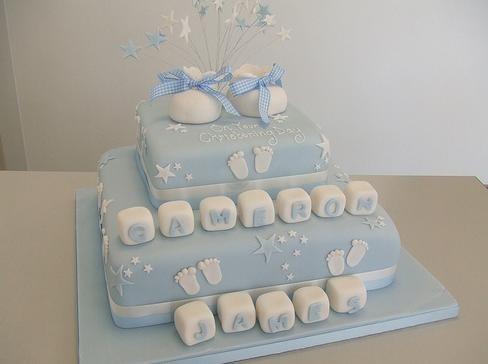 Cake bapteme