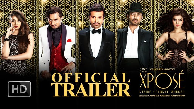 'The Xpose' Official Theatrical Trailer   Himesh Reshammiya, Yo Yo Honey...