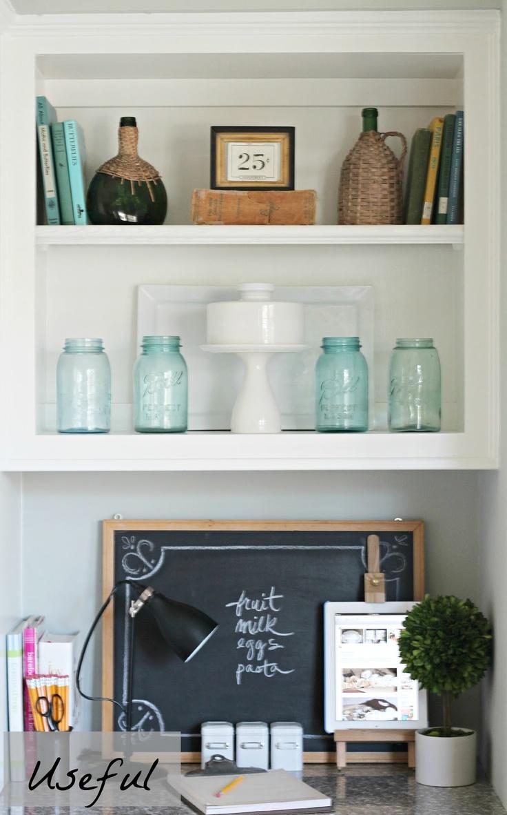 Best 7 We\'re Moving! - Shelf Styling ideas on Pinterest | Home ideas ...