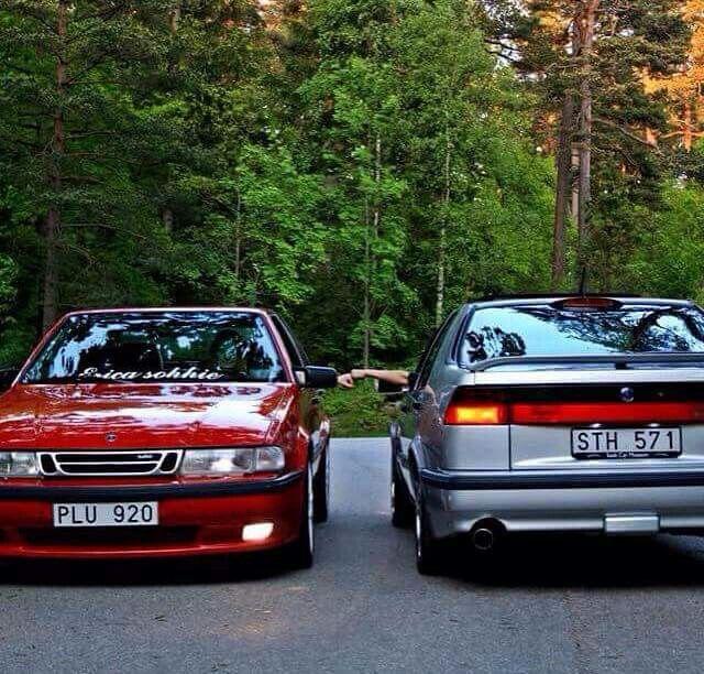 Saab 9000 x2