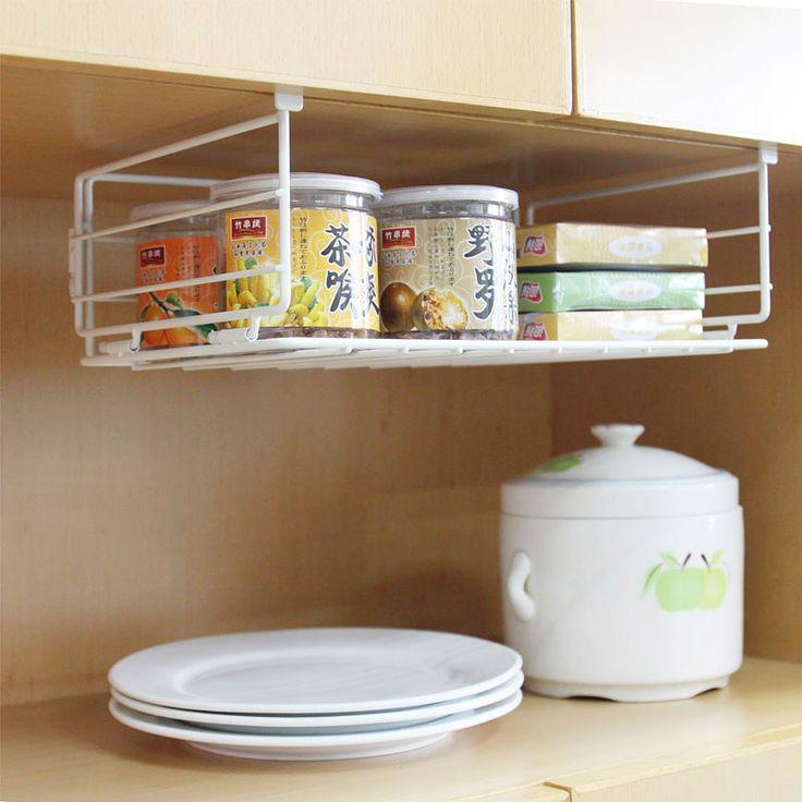 magnificent under cabinet wire shelving with best white paint kitchen desk organization on kitchen counter organization id=89894