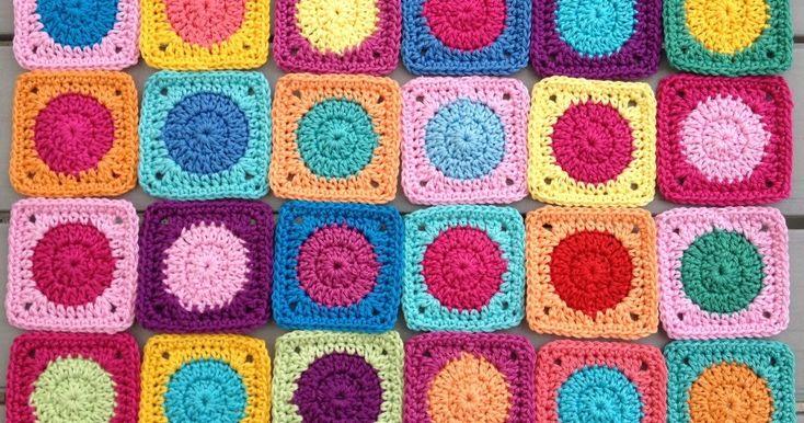 Diese kleinen Quadrate sind eigentlich Bestandteil meiner nächsten   Anleitung, an der ich gerade arbeite. Es enthält nämlich e...