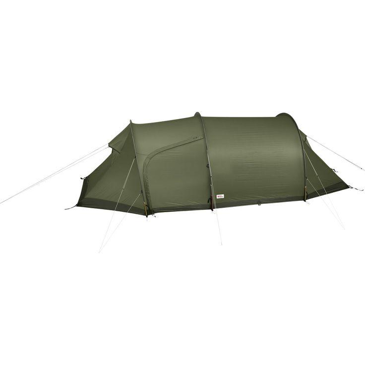Fjällräven Abisko Endurance 3-Person Tent | Pine Green
