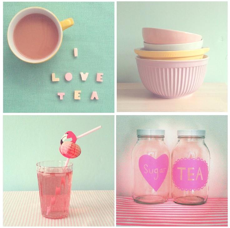 : Pastel Passion, Prints Patterns, Pretty Pastel, Pastel Colors, Apartment Ideas, Teas Mad, Blog Ideas, Pastel Interiors, Heart Pastel