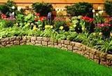 Image detail for -Landscape Edging For Flower Beds Free Backyard Landscaping Ideas
