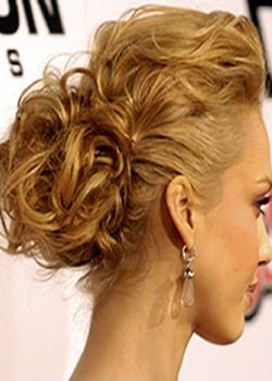 Still trying to decide how I want my hair for prom