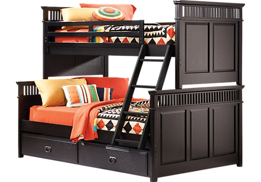 Best Full On Bottom Twin Full Bunk Bed Twin Bunk Beds Bunk Beds 640 x 480