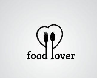 Food Lover. food logos 23 25 Creative Food Logos D…