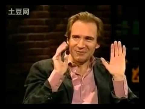 Inside The Actors Studio with Ralph Fiennes